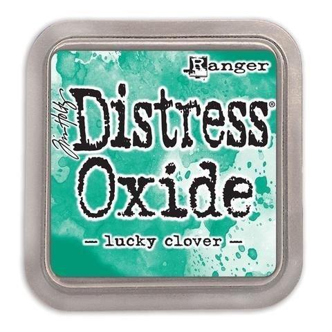 Tim Holtz Distress Oxide Pads Lucky Clover
