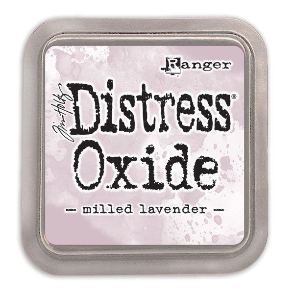 Tim Holtz Distress Oxide Pads Milled Lavender