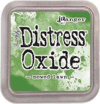 Tim Holtz Distress Oxide Pad Mowed Lawn