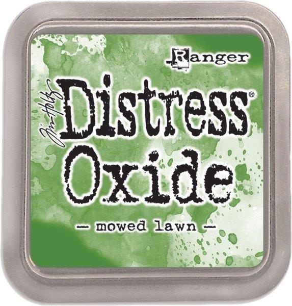 Tim Holtz Distress Oxide Pads Mowed Lawn