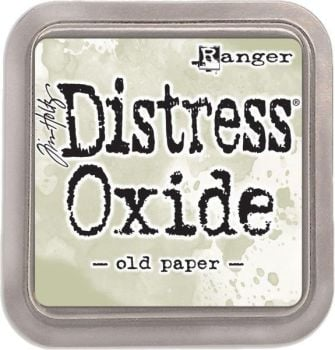 Tim Holtz Distress Oxide Pads Old Paper