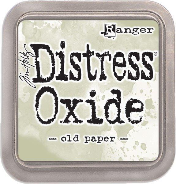 Tim Holtz Distress Oxide Pads Old Paper