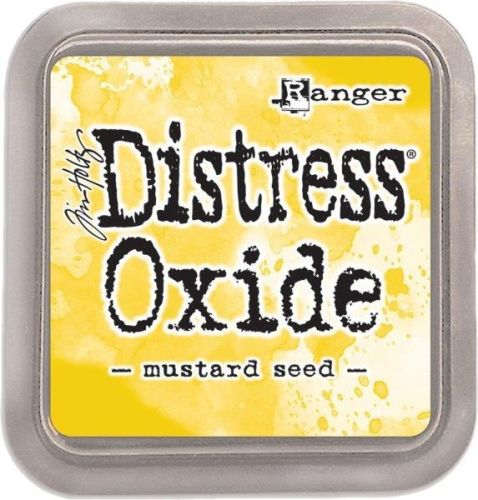 Tim Holtz Distress Oxide Pads Mustard Seed
