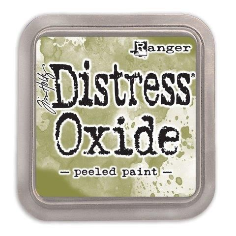 Tim Holtz Distress Oxide Pads Peeled Paint