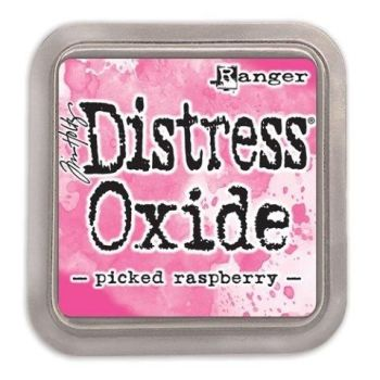Tim Holtz Distress Oxide Pads Picked Raspberry