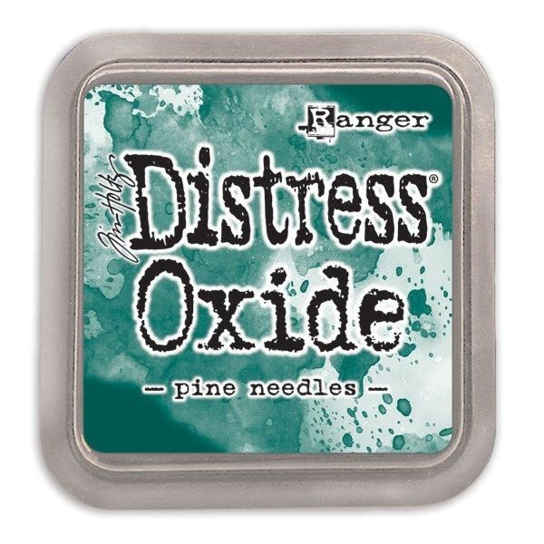 Tim Holtz Distress Oxide Pads Pine Needles