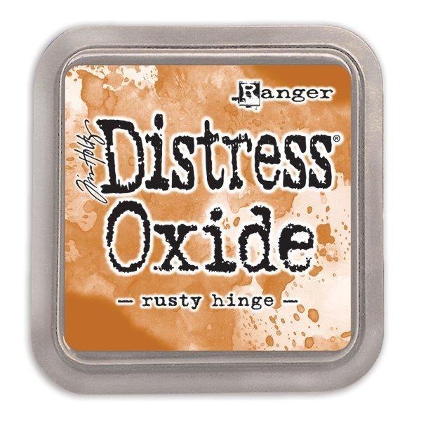 Tim Holtz Distress Oxide Pads Rusty Hinge