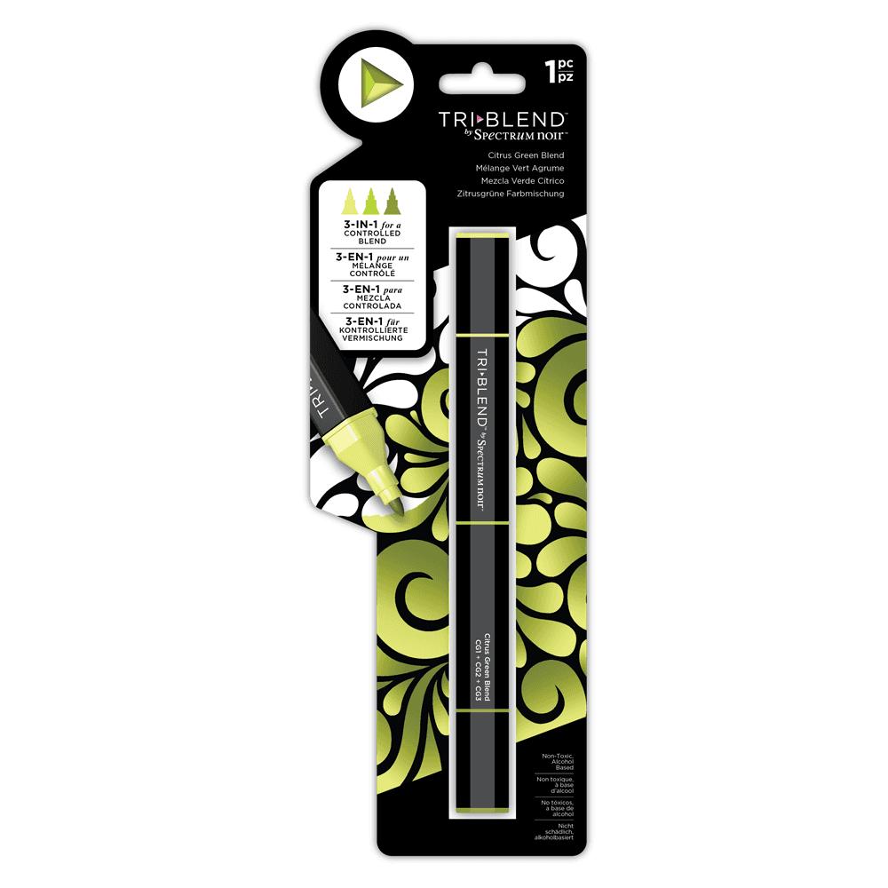 Spectrum Noir Triblend - Citrus Green Blend