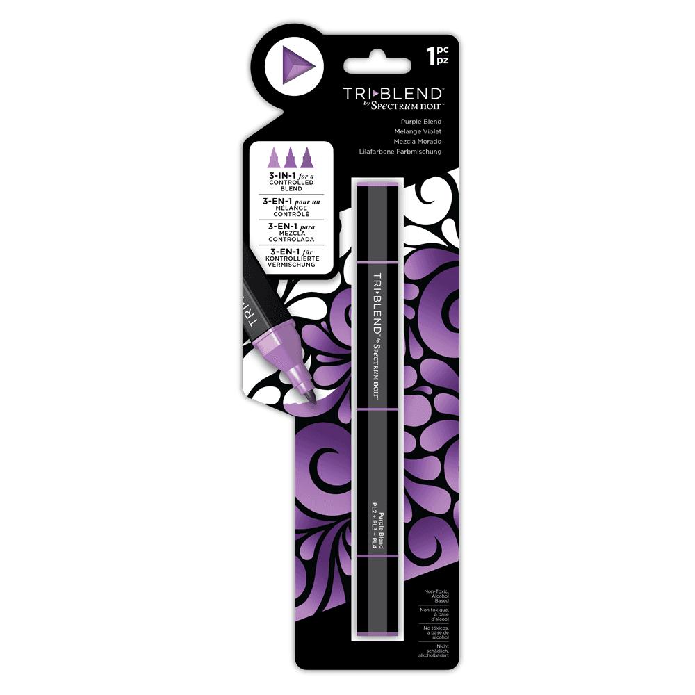 Spectrum Noir Triblend - Purple Blend