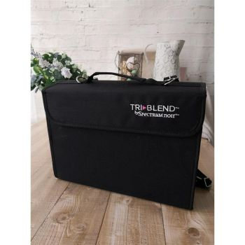 Spectrum Noir TriBlend Marker Storage - 48 Pen Carry Case