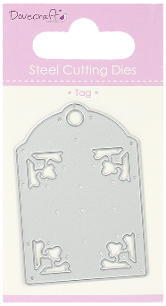Dove craft - Tag cut out die