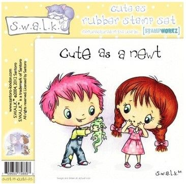 S.W.A.L.K. - Cute as