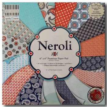 First Edition 6x6 FSC Paper Pad Neroli
