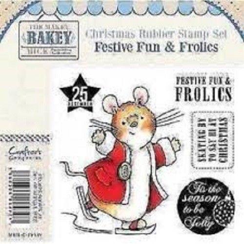 Festive fun and frolics