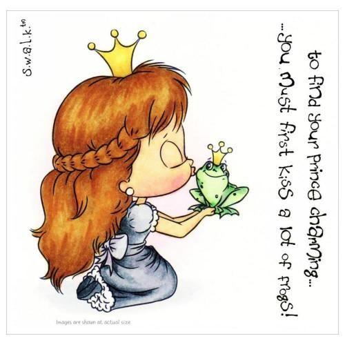 S.W.A.L.K. - Prince charming