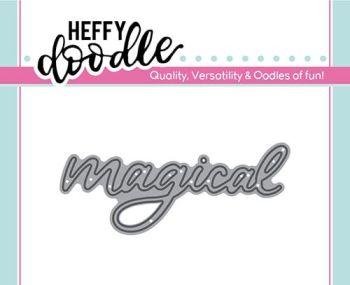 **NEW**Heffy Doodle magical die