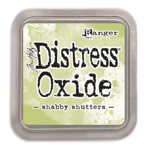 Tim Holtz Distress Oxide Pad Shabby Shutters
