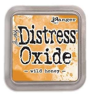 Tim Holtz Distress Oxide Pad Wild Honey