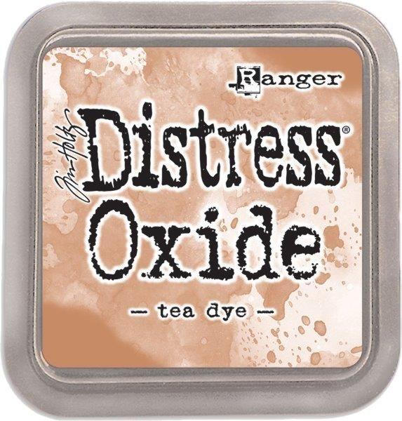 Tim Holtz Distress Oxide Pad Tea Dye