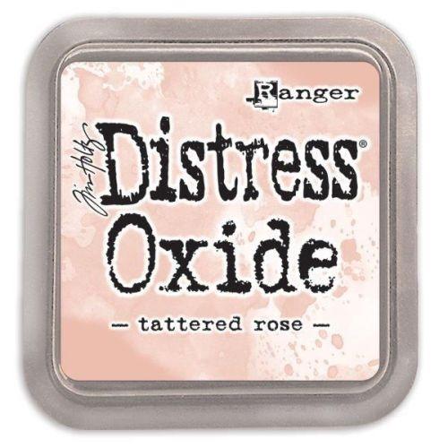 Tim Holtz Distress Oxide Pad Tattered Rose
