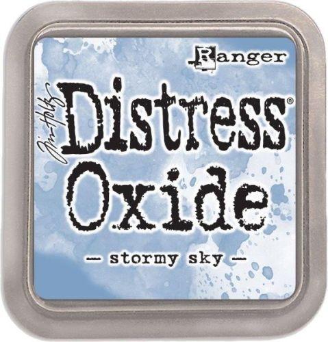 Tim Holtz Distress Oxide Pad Stormy Sky