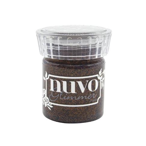Nuvo - Glimmer Paste - Rich Cocoa