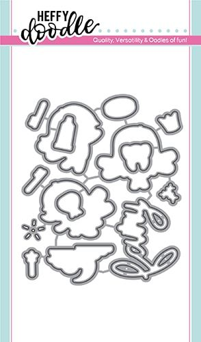 **NEW**Heffy Doodle Absotoothly Awesome dies