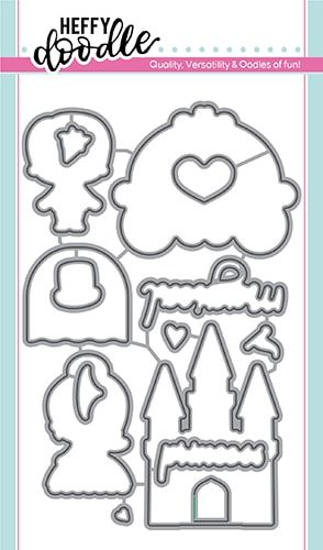 **NEW**Heffy Doodle Happily Ever Crafter dies