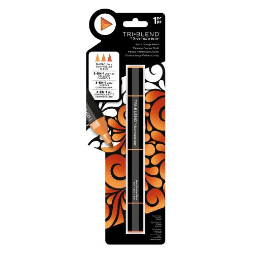 Spectrum Noir Triblend - Burnt Orange Blend