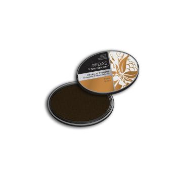 Spectrum Noir Inkpad - Midas Metallic - Bronze