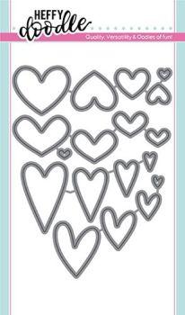 Heffy Doodle Whole Lotta Hearts dies