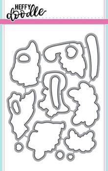 Heffy Doodle Dino Time dies
