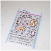 Heffy Doodle - Otter Side clear stamps