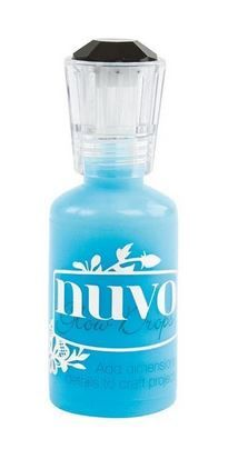 Nuvo - Glow Drops - Blue Crush