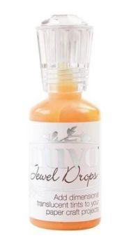 Nuvo - Jewel Drops - Orange Marmalade