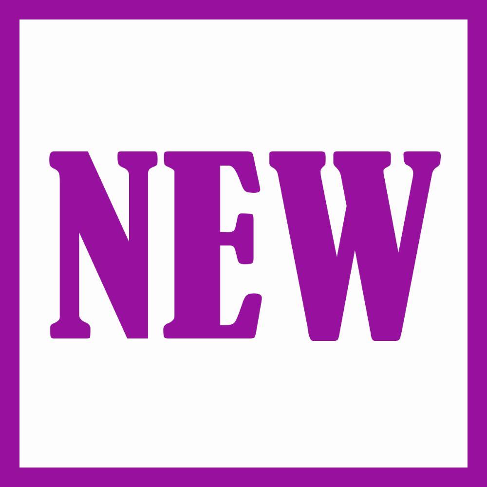 ***New***