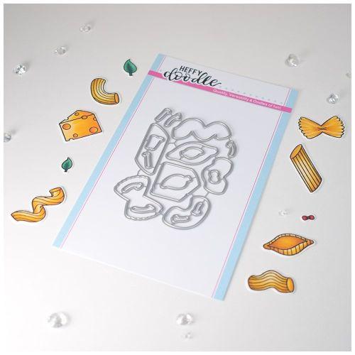 Heffy Doodle Pasta la vista dies