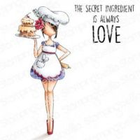 Stamping Bella - CURVY GIRL baker