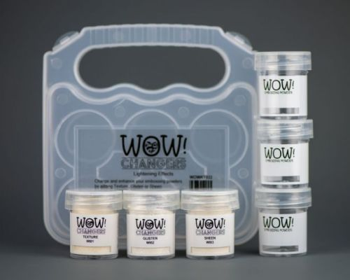 **NEW** WOW! It Changers - Lightening Effects Kit