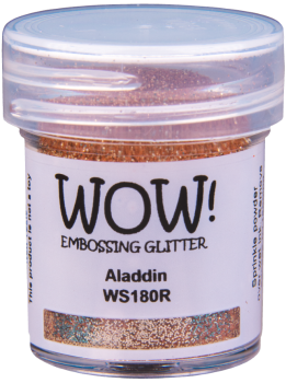 Aladdin 15ml pot