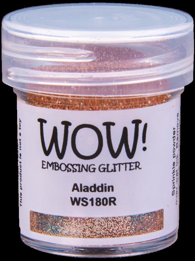 Aladdin 15ml pot