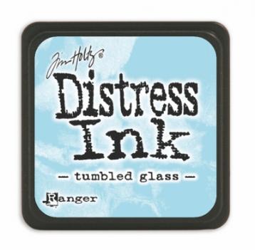 Tumbled Glass Distress Ink Pad
