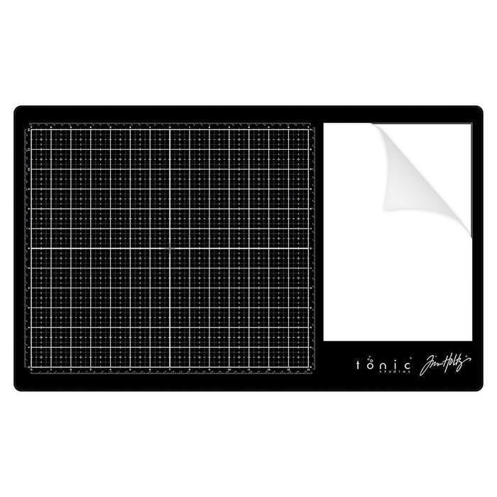 Tim Holtz - Glass Media MatTim Holtz - 8.5
