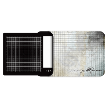 Tim Holtz - Travel Glass Media Mat