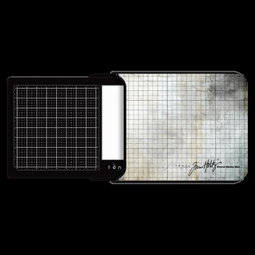 Tim Holtz - Travel Glass Media Mat