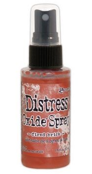 Fired Brick - Tim Holtz Distress Oxide Spray