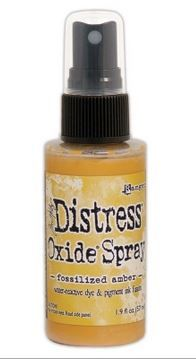 Fossilized Amber - Tim Holtz Distress Oxide Spray