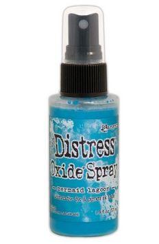 Faded Jeans - Tim Holtz Distress Oxide Spray