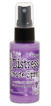 Wilted Violet - Tim Holtz Distress Oxide Spray