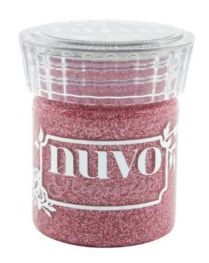 Nuvo - Glimmer Paste - Strawberry Champagne